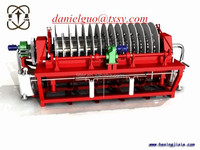 Tongxing vacuum pump filter for ore dehydration