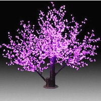 Factory price led lighted walmart christmas tree