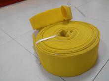 Color flexible water hose-hydraulic hose/ canvas hose