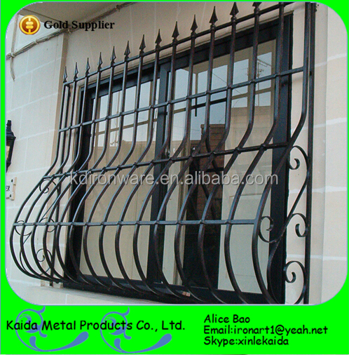Modern house window grill design view house window grill for Modern zen window grills design