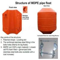 Floating PU Foam/PE Float/Foam Filled Water Floats