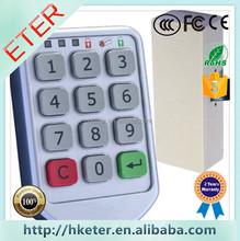 Electronic digital safe pin code locker lock 206PW