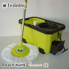 360 spin mop without pedal