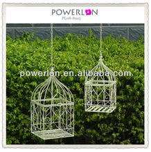 handmade craft French style beautiful wholesale patio antirust classical wedding flower stands