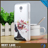 Custom tpu phone case for huawei ascend p6 back cover