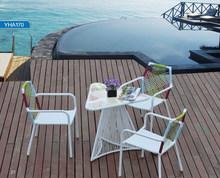 free combination bali white outdoor rattan furniture