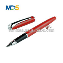 Promotional gift pen ,popular business pen high quality metal pen,roller pen MDS-R1020