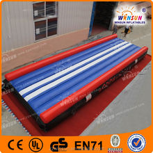 2014 EN14960 CE hot Custom made attractive international used inflatable tumble track