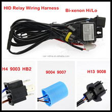 Xenon HID Conversion Kit Relay Wiring Harness H1 H3 H8 H11 9005 9006 9004 9007 9140 9145 New