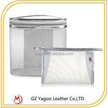 Fashion Makeup Bag Clear PVC Transparent Cosmetic Bag with Zipper
