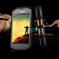 Hummer H5 IPS android 4.2 dual core MTK6572A dual cardwith 3G phone ip67 waterproof