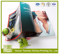 all color printing magazine magazine printing hot sale