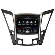 Car multimedia player car dvd gps for Hyundai New Sonata digital touch screen car radio