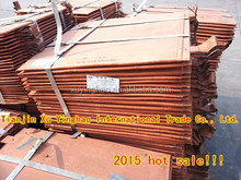 Hot sale! The specialty is engaged in the electrolytic copper 99.99%/Specialized in Copper Cathode 99.99%