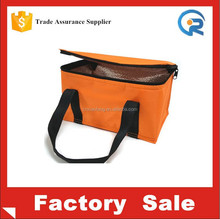 Insulated Type and 420D/PVC Material wine cooler bag