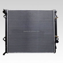 Radiator for TOYOTA LAND CRUISER 1KZTE 16400-67213 Auto wholesale 2006-