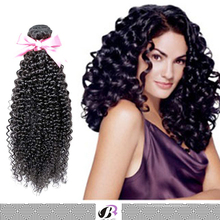 High grade new fashion unique style indian remy afro kinky hair extension kinky hair clip in hair extensions