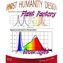 UV LED lights ( customized wavelength / spectrum ) - light fixtures