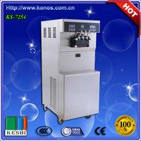 ice-cream making machine/ soft ice cream machine price/ hand crank ice cream maker