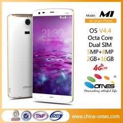 Factory unlock 2G RAM NFC fingerprint identification LTE 4G android smart phone