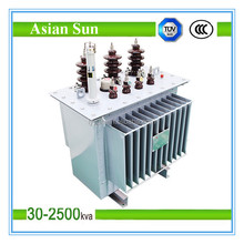 Cooper/Aluminum Winding Transformer From Factory
