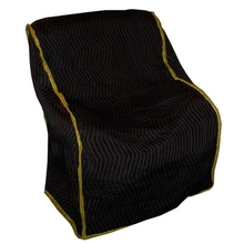 2015 new designs Woven Furniture Chair Moving Cover Blanket or Pad for Canada market