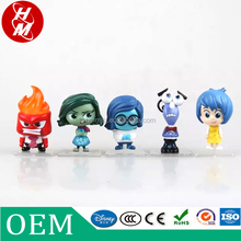 custom made action figure,famous cartoon character toys,,inside out miniature toy