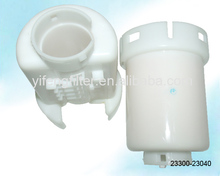 (In-Tank) Petrol Fuel Filter 23300-23040 23300-23030 for Toyota Yaris, Yaris Verso,MR2, Celica,Corolla