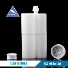KS-2 900ml 2:1 A B Epoxy Glue and Silicone Sealant Empty Cartridge