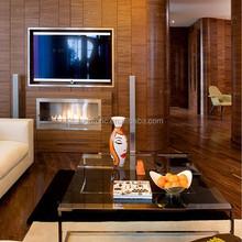 WIFI , Self-help add alcohol , LED display ethanol fireplace