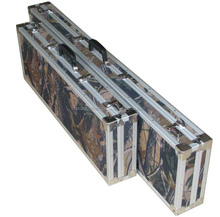 fashional Aluminum rifle Case/large aluminum type gun case/metal gun cases