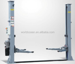Electrical two post car hoist,Two post hydraulic automotive lift