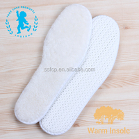 One size fit all Ski boot foot heated insoles