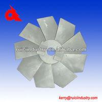 china aluminum investment casting impeller