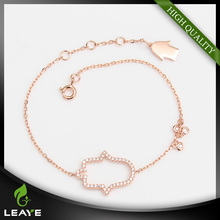 2015 Pretty 925 Silver Bracelets Premium Gift for Mothers Day