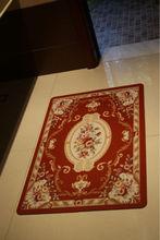 2014 Waterproof And Anti-Slip Printed Floor Mat