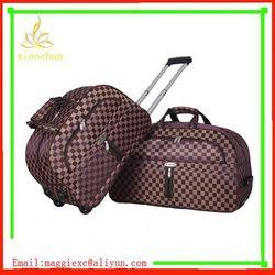 I1153 Fashionable design low price wheeled travel racksack