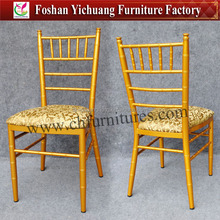 YC-A18-10 New Model Rental Wedding Chair Wholesale