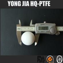 Dia 38.1 mm Teflon PTFE Valve ou pièces de rechange de pompe à balles