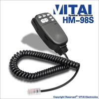 VITAI HM-118TN Security Guard Equipment Speaker Microphone For IC-2100H IC-2200H IC-V8000 Model