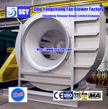 Industrial Centrifugal Fan for Boiler Heat -resistant/Exported to Europe/Russia/Iran