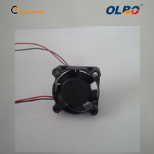 Quiet 25mm Electric Mini Motor Cooling Fan UL CE ROHS approved