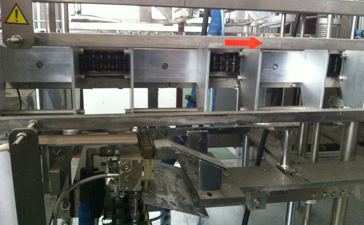 SM100C New Design Confectionery Packaging Machine