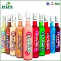 A prueba de agua de plástico manga de encogimiento / clear película de encogimiento de calor / bebidas etiquetas de las botellas made in China