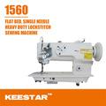 keestar 1560 doble aguja japónindustrial máquina de coser juki