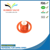 one-way rubber inflation valve for umbrella shape