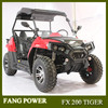 EPA approve 2WD 2-seat side by side kids utv 200cc dune buggy for farming and touring