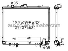 Auto Radiator for MITSUBISHI Mega Magnum 99- OEM:MR281024