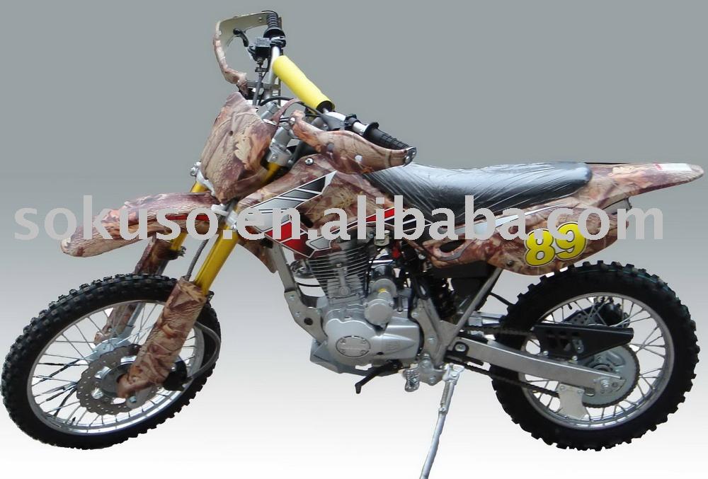 200cc dirt bike off road de la motocicleta