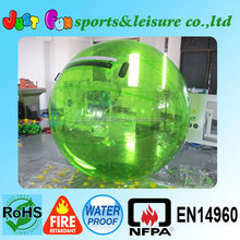 Cheap pvc or tpu material inflatable water ball,hot sale water ball,colourful water walking ball for sale